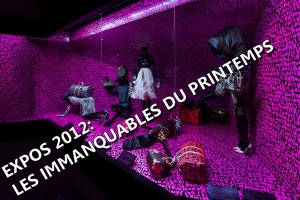 Les Expos du Printemps 2012