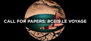 Appel à contributions: Les Cahiers Européens de l'Imaginaire n°9 - Le Voyage