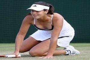 Le tennis féminin: érotique?