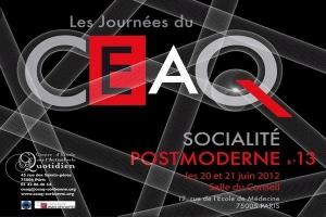 La socialité postmoderne XIII