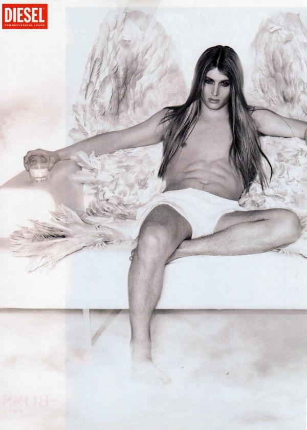 Approche phénoménologique du corps androgyne.